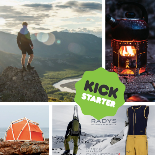 Kickstarter Roundup: The BEST Shorts, FlexFire Stoves, Inflatable Tents, and Pro Tech Pants