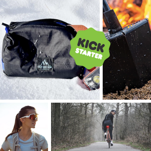 Kickstarter Roundup:  Cold Case Gear, Falcon Glasses, Lucia Tail Lights, and the Delta Shovel