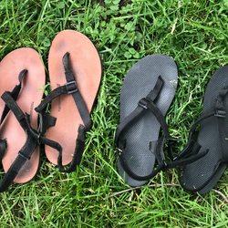 Gear Review: Mountain Goat Sandals by Shamma