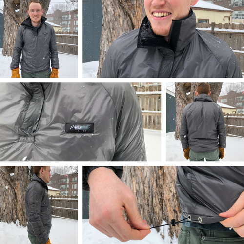 Gear Review: Wind River UL Jacket by High Route Gear