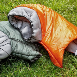 Timmermade Lightweight Hand Sewn Made Custom Cottage UL Gear Backpacking Sleep System Hood Waterbear