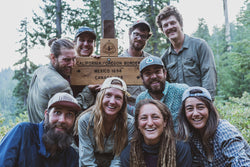 Trail Families Family Thru-Hike PCT Pacific Crest Trail
