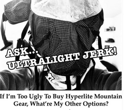 Ultralight Jerk Backpacking UL Lightweight Memes ULK Hiking