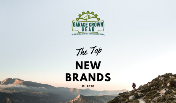 Top New Outdoor Brands of 2020