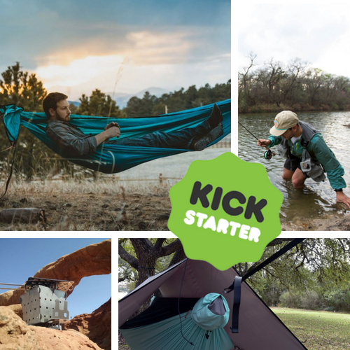 This Week in Outdoor Gear Startups: Not your average Hammocks, Stove or Jacket!