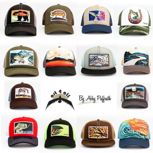 This Week in Outdoor Gear Startups: NEW Art 4 All Summer Hats!