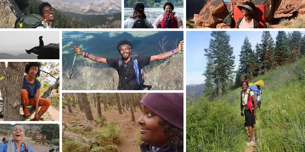 Amazing Black Hikers Diversify Outdoors