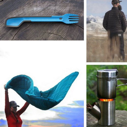 This Week in Outdoor Gear Startups: 4 Kickstarters to Check Out!