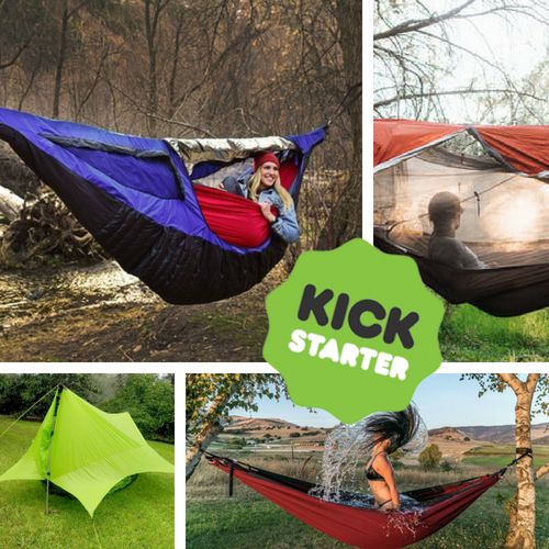 10 Unique Hammocks That Funded on Kickstarter