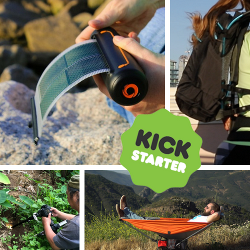 Macro lens, folding hammocks, solar chargers, and weightless backpacks!