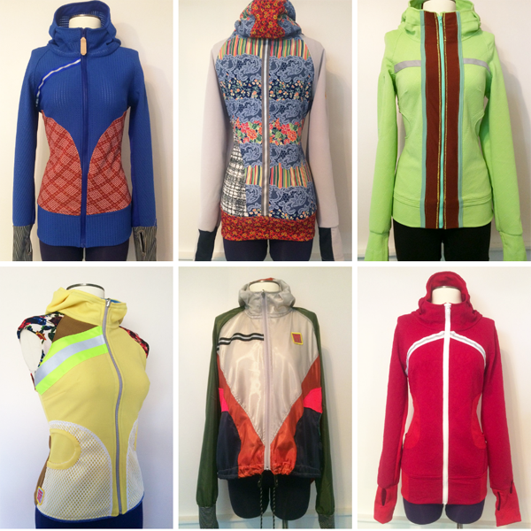 Vander Jacket: One-of-a-Kind Running Apparel for Women