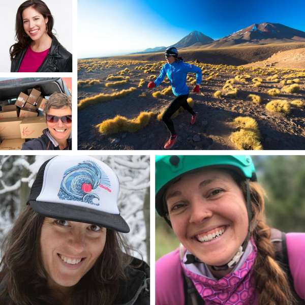 5 Cool Female Founded Outdoor Gear Brands!