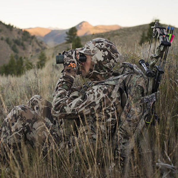 Why First Lite's hunting layering system starts with camouflage merino
