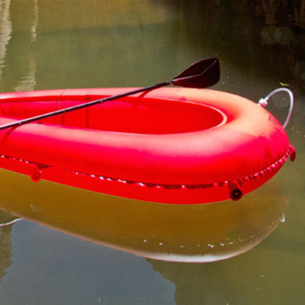 The best ultralight packraft brands for flatwater paddling