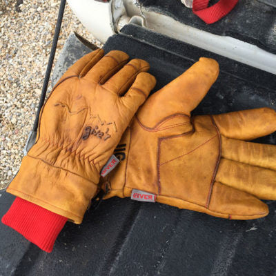 Gear review: the new 4-season Give'r gloves now on Kickstarter