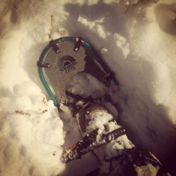 The lightest snowshoes out there: USA Made Northern Lites