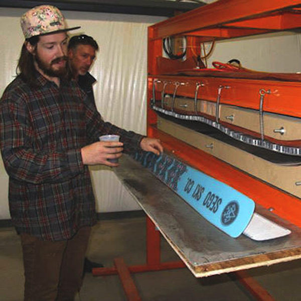 Sego Ski Co. brings USA made skis to the forefront
