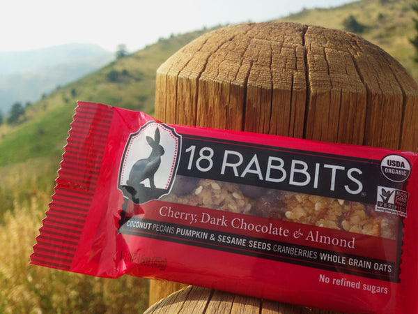 18 Rabbits Best Backpacking Snacks Garage Grown Gear