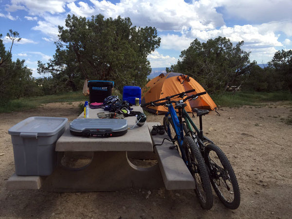 18 Road Camping Fruita Mountain Biking Garage Grown Gear