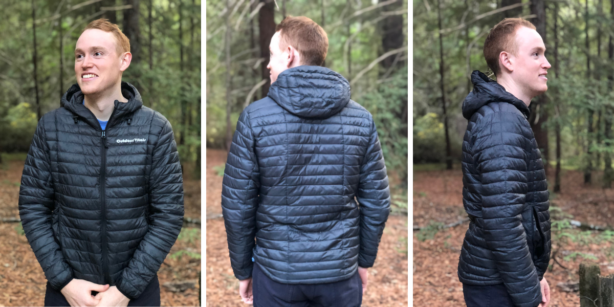 LoftTek Adventure Jacket by Outdoor Vitals - Overview