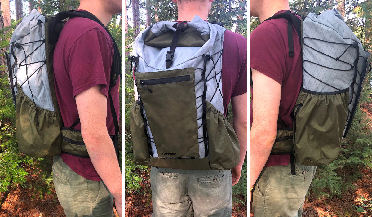 Drop 40L Backpack Review