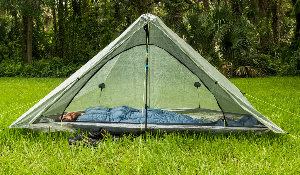 Plexamid Tent by Zpacks