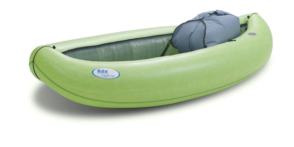 Aire Bakraft Hybrid Best Packrafting Brands