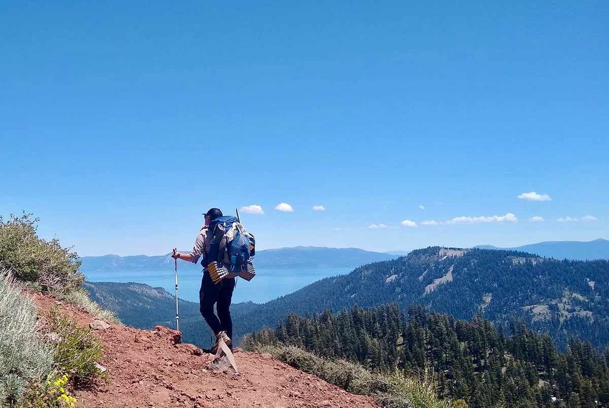 Alt Route Meals Thru-Hiking Food Backpacking