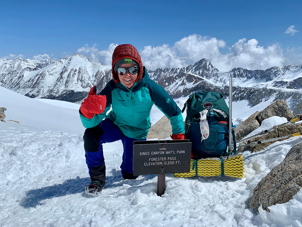 Alt Route Meals Thru-Hiking Food Backpacking Mountaineering Hope