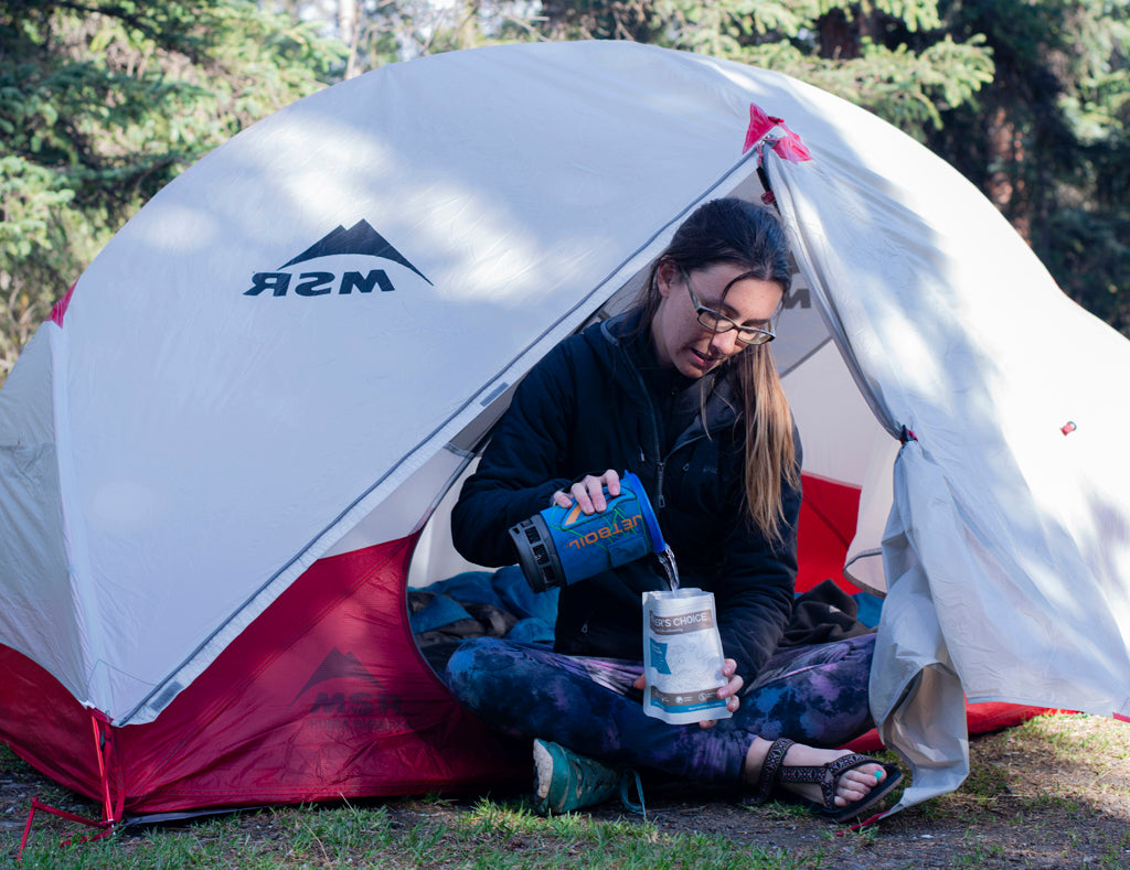 Backpacking Meal Plan Tips & How To