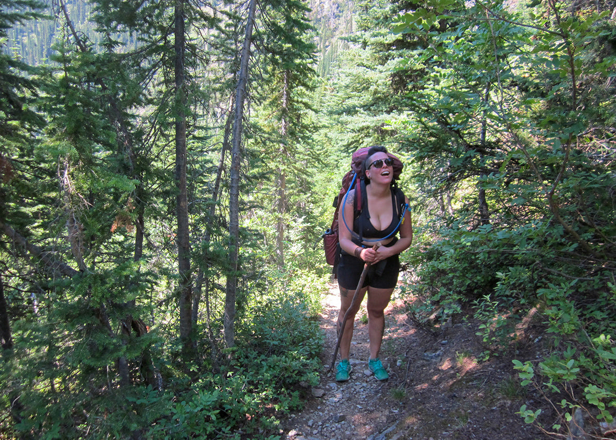 Adventure Fit Bodyweight Exercises for Hiking Backpacking Cycling