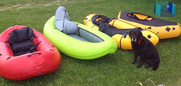 Best Packraft Brands for Whitewater