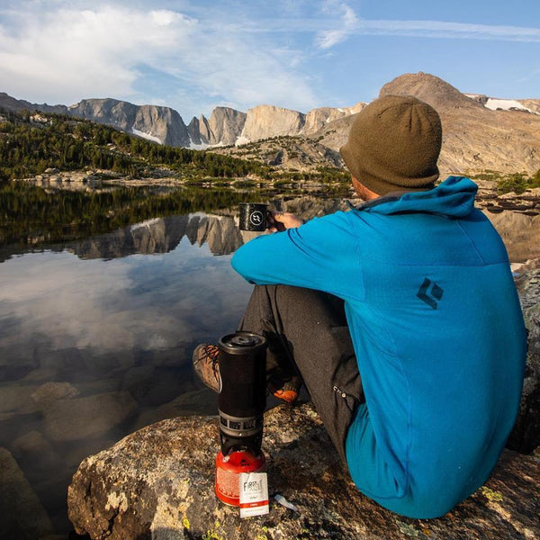 Best Coffee for Lightweight and Ultralight Backpacking - Blind Taste Test - First Ascent