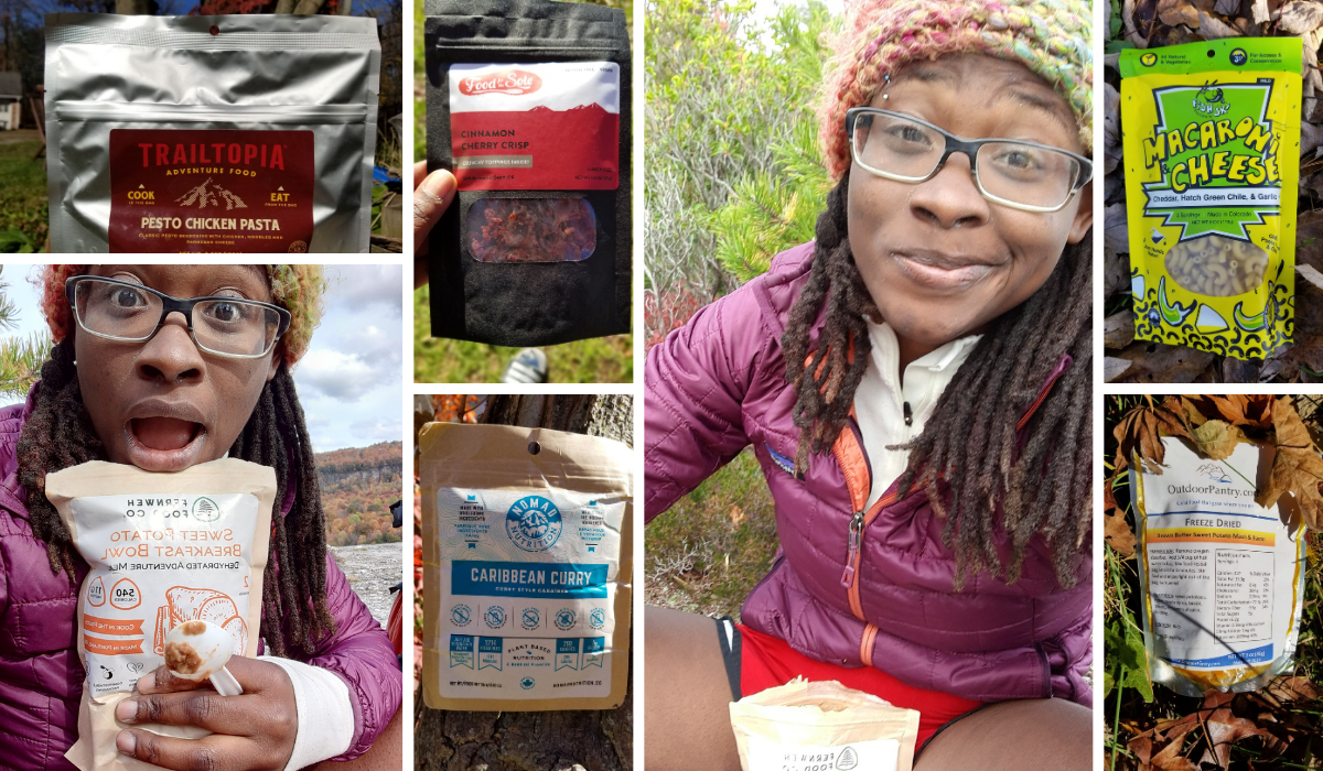 Best Food for Lightweight Backpacking from Small Brands