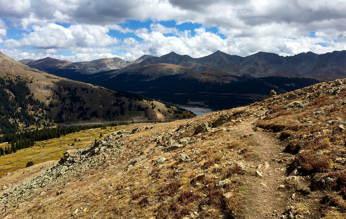 Best Long Trail Shorter Lesser Known Thru-Hikes United States Colorado