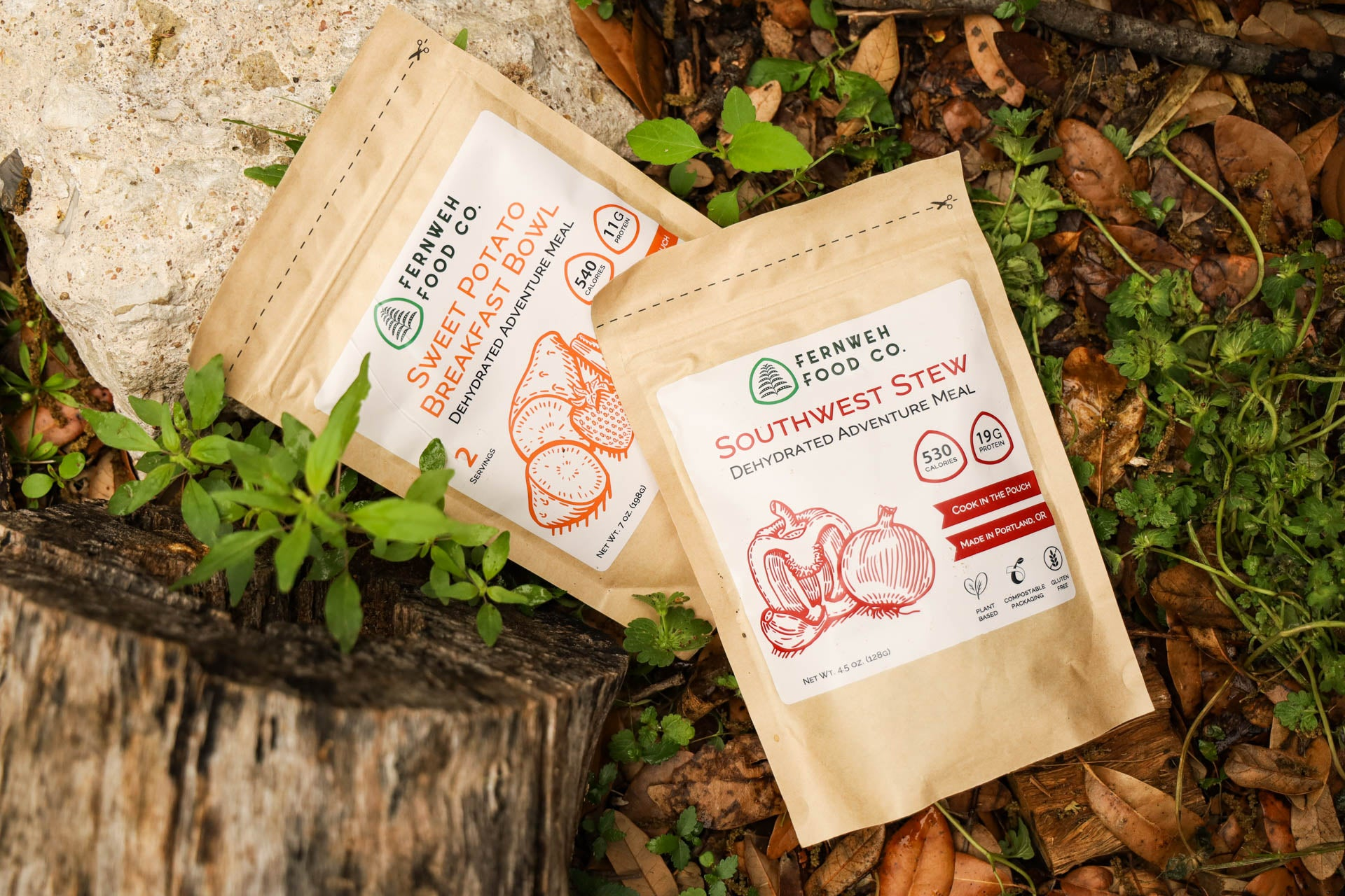 Best Sustainable Backpacking Gear Eco-Friendly Made by Small Brands Fernweh Food Co