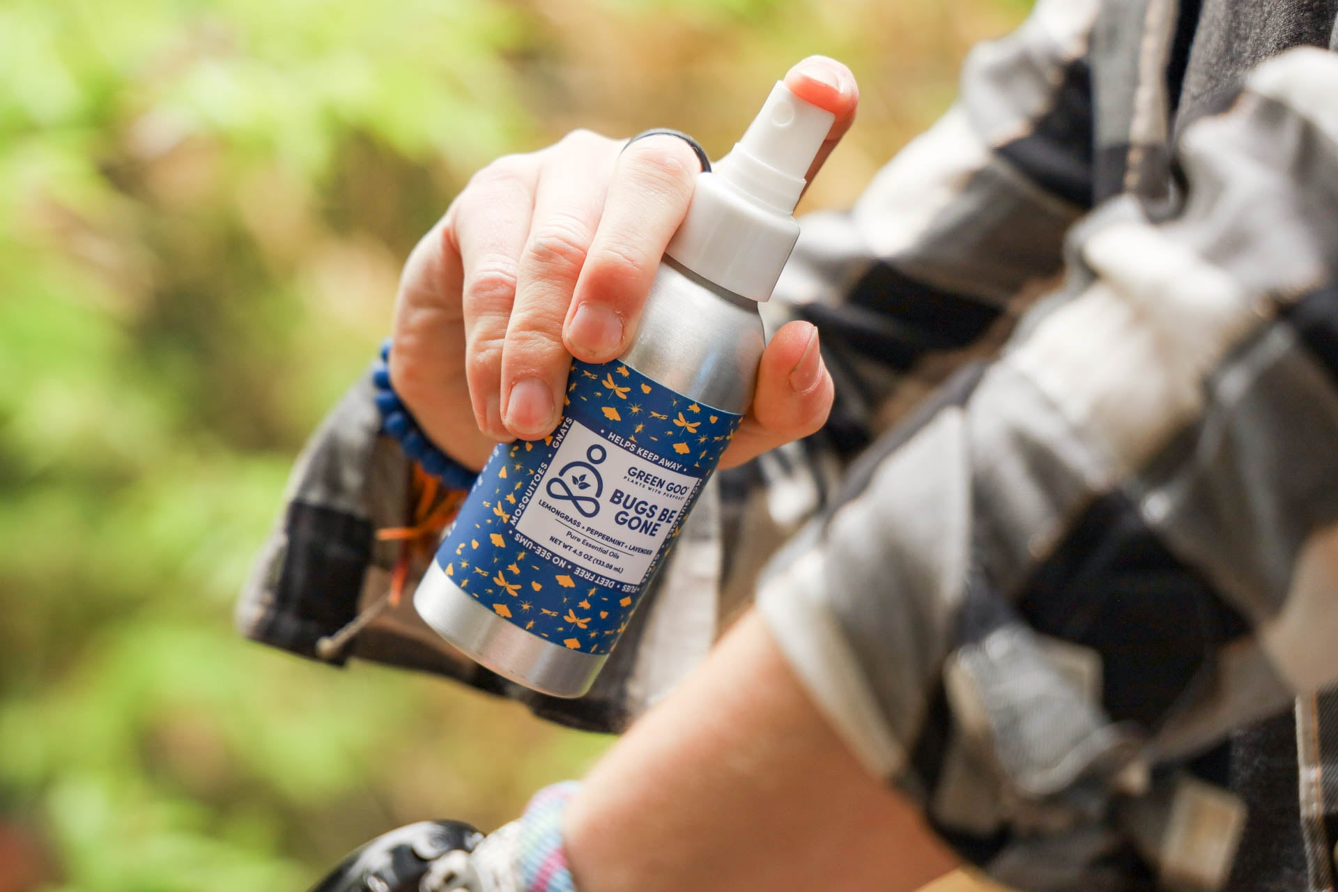 Best Sustainable Backpacking Gear Eco-Friendly Made by Small Brands Green Goo
