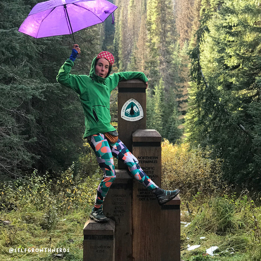 Body Image Goals Thru-Hikers Self Growth Nerds 1