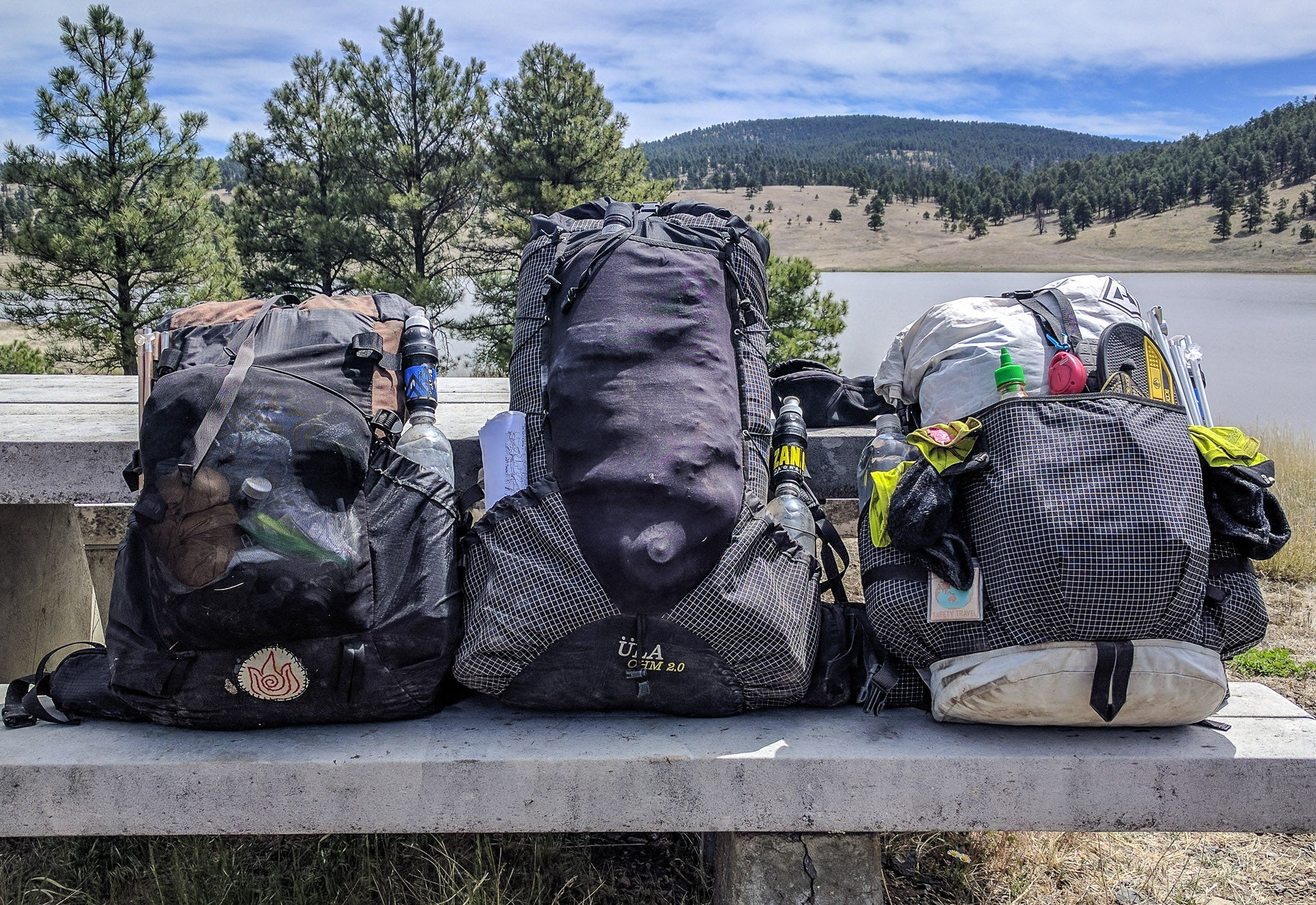 Best Thru-Hiking Gear Cottage Industry