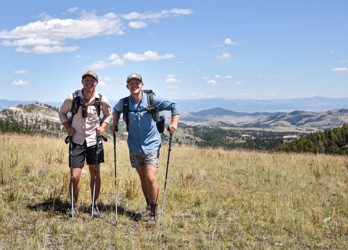 CDT Continental Divide Trail Thru-Hiking Triple Crown Photos Frick Frack Lightweight Backpacking