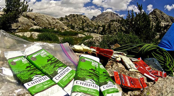 Chapul Cricket Bars Best Backpacking Snacks