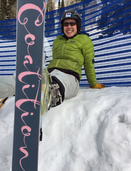 Coalition SOS review best women's all mountain skis - Copyright Garage Grown Gear