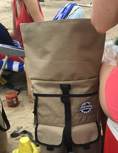 Cold Shoulder Bags Beer Cooler Backpack