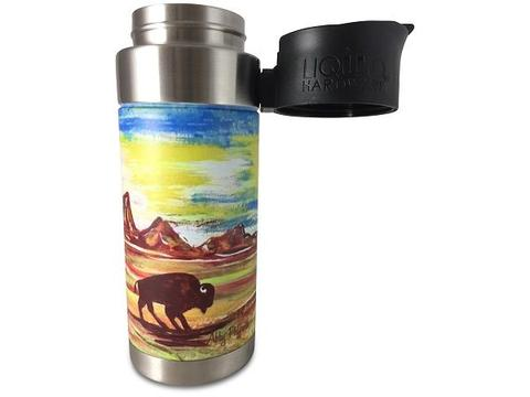 Colorful Totanka Coffee Mug Liquid Hardware Art 4 All Collaboration