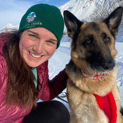 things to consider hiking with dogs backcountry Dr Julie Stafford Vet