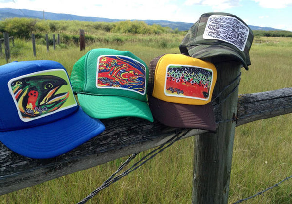 Why Abby Paffrath turned her Batik art into cool trucker hats ... 93058844eba