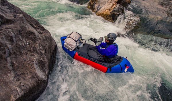 Alpacka Packraft copyright Jim Harris