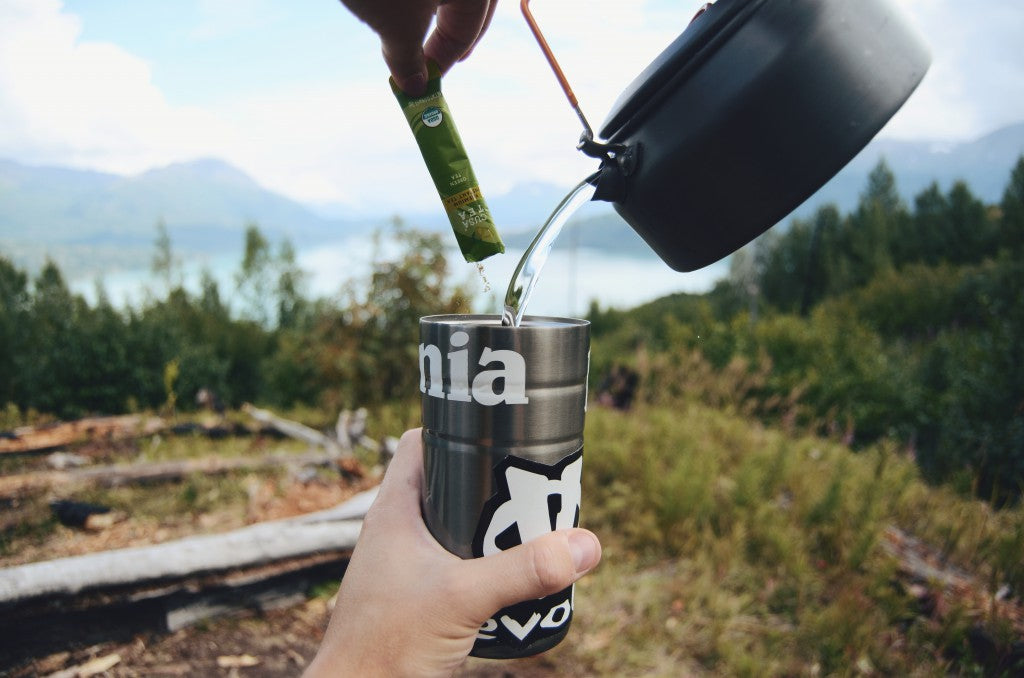 Cusa Tea Premium Instant Tea Backpacking Hiking Traveling
