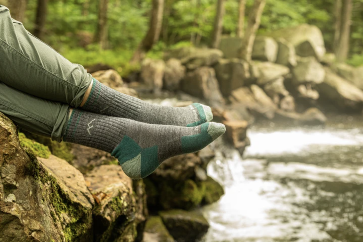 Darn Tough Best Hiking Backpacking Socks Review