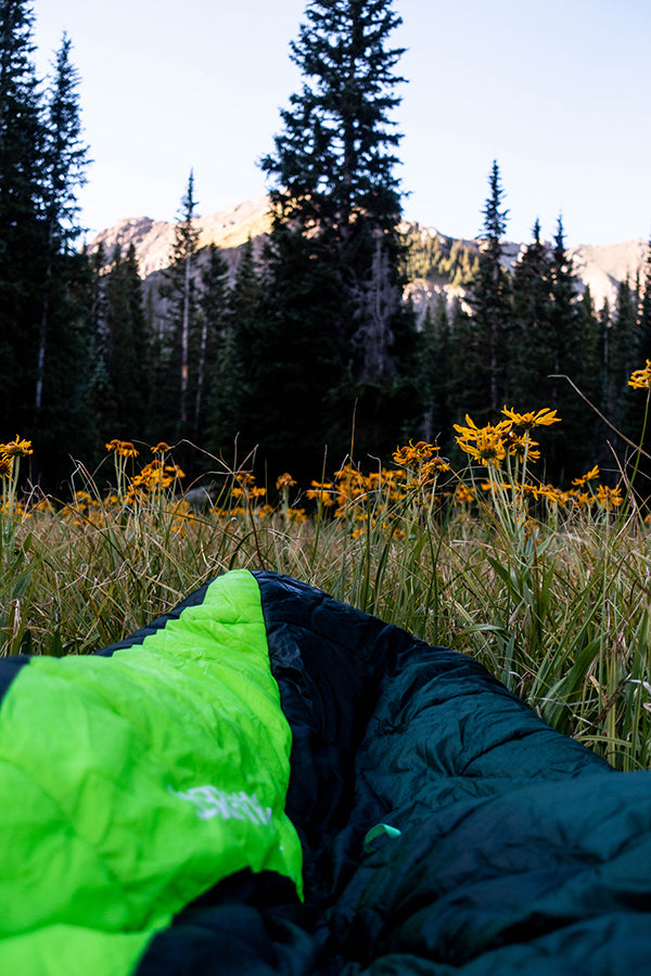 Down vs Apex Natural vs Sythentic Insulation Pros and Cons Sleeping Bags Jackets Quilts Backpacking Gear